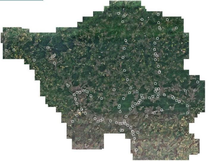 LEP Umwelt 2004 Anschlussstellen