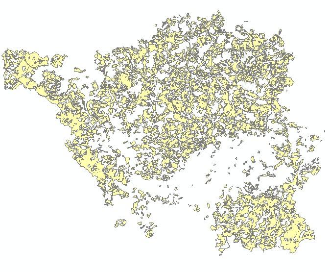 LAPRO2009 - Landwirtschaftliche Nutzflächen