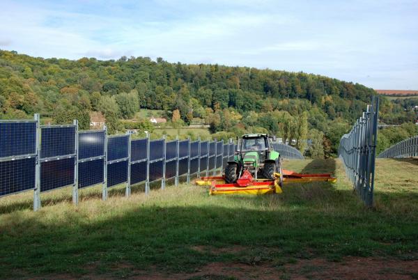 Photovoltaik auf Agrarflächen