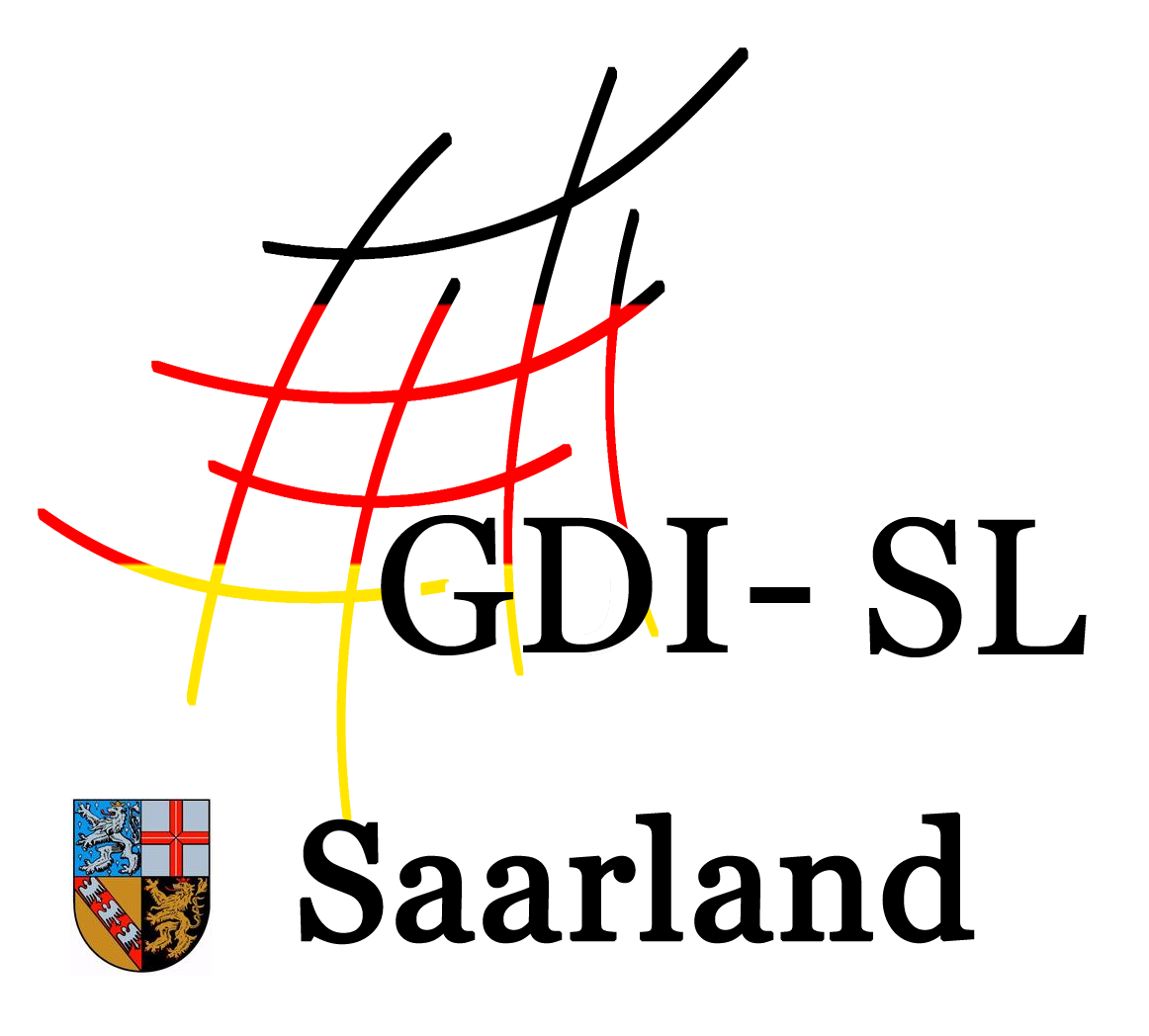 Logo of the spatial data infrastructure organization